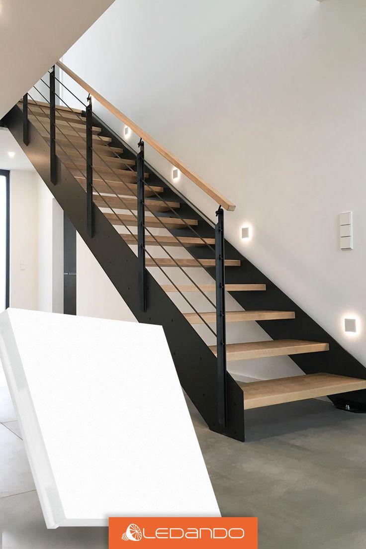 Treppenlicht für Ihr Zuhause!   – LED Treppenbeleuchtung
