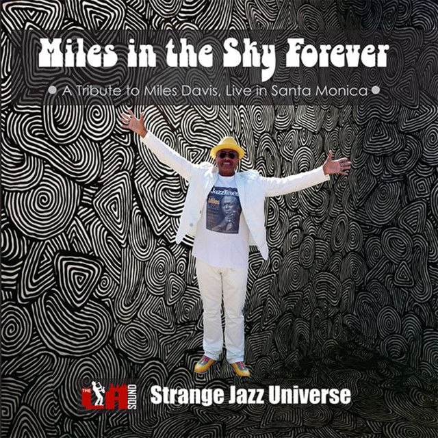 "Let's get this party started!!! May 26th is Miles Davis' birthday. Strange Jazz Universe began as a Miles Davis Electric Tribute Band some years ago. We recorded a live concert and it's available now. ""Miles In The Sky Forever"". This is ""Right Off"" feat. Ming Freeman, Jinshi Ozaki, (young) Thundercat and myself. Enjoy...."