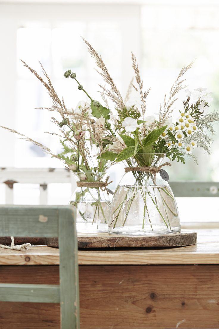 Woontrend 2015 Botanisch groen planten afbeeldingen/lijstjes met dieren, natuurlijke materialen