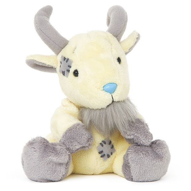 My Blue Nose Friends Soft Toy Animal MBNF Dougie the Markhor No.163