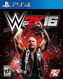 WWE 2K16 - PlayStation 4, New Video Games #2KGames