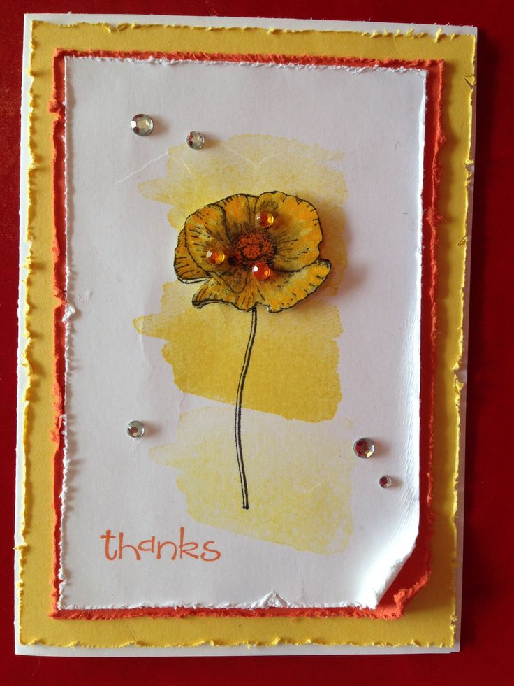 Stampin ' Up Gorgeous Grunge and Happy Watercolour