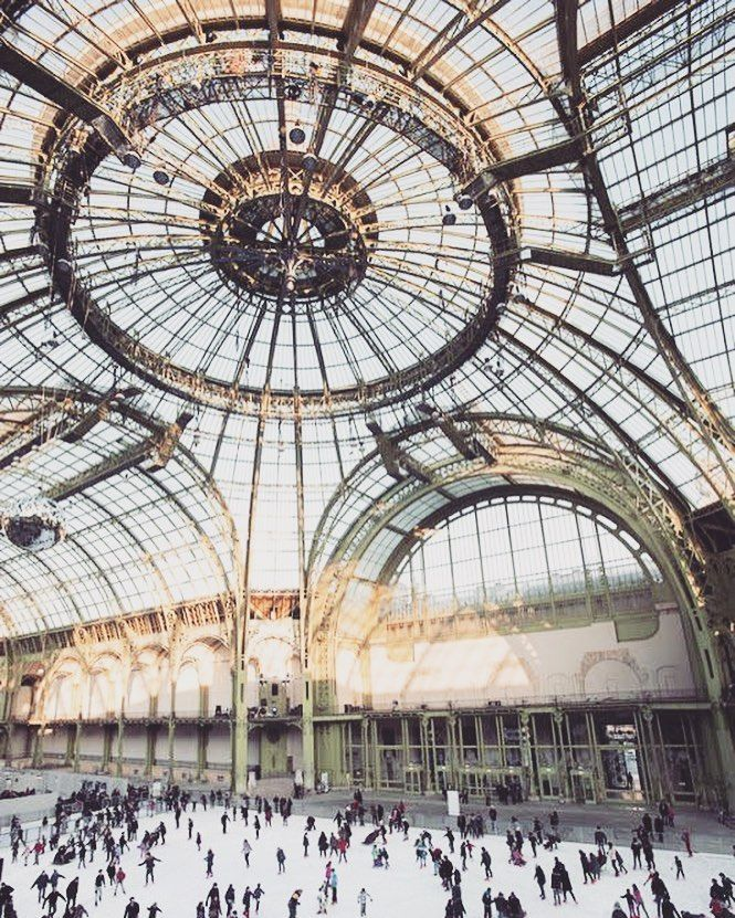 Dreaming of seeing the Grand Palais in Paris #travel #travelblogger #travelphotography #travelholic #travelling #paris #europe #park…