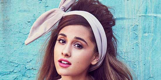 Ariana Grande Age, Height, Weight, Net Worth, Measurements