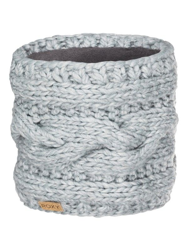 Roxy: Winter Biotherm Neck Warmer, Highrise-h (sgrh)