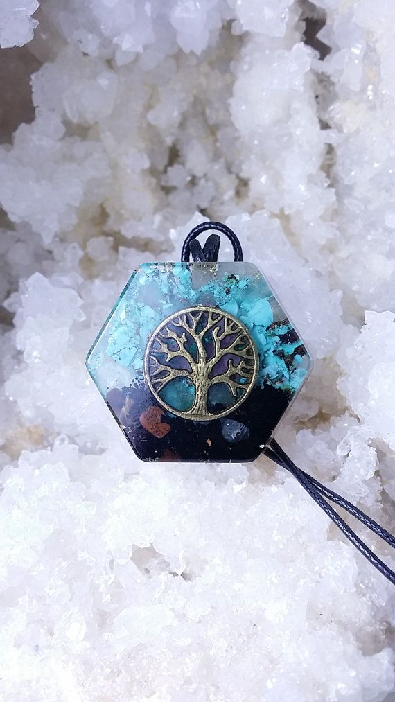 Hey, I found this really awesome Etsy listing at https://www.etsy.com/listing/230560920/orgone-pendant-hexagonal-tree-of-life