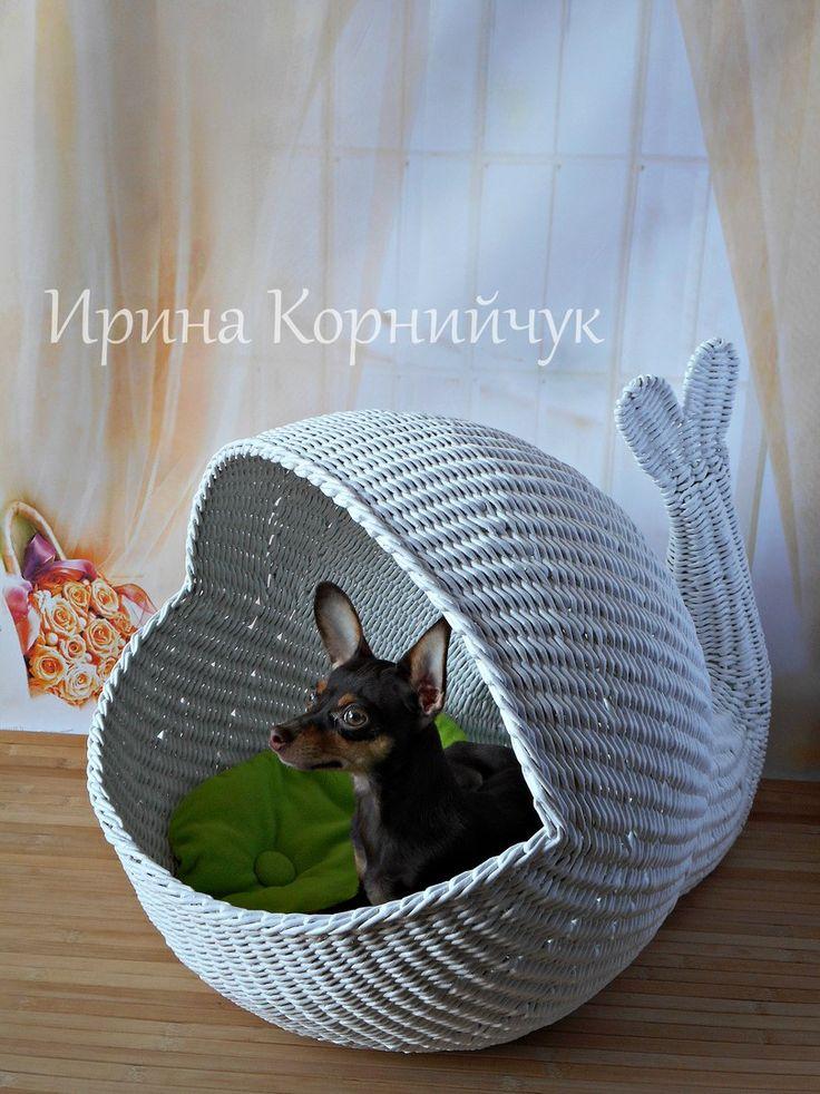 Плетение из бумаги и газет. Красноярск.   VK