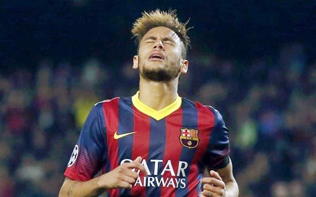 Barcelona star Neymar under investigation for tax evasion Check more at http://www.wikinewsindia.com/english-news/india-today/sports-intoday/barcelona-star-neymar-under-investigation-for-tax-evasion/