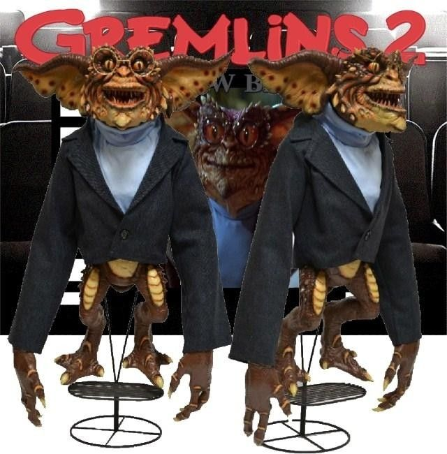 Gremlins 2 1/1 Replica Brain Puppet Collectiblezity Moviestore  Things That Make You Happy!