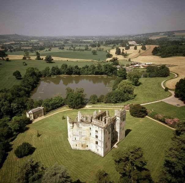 old wardour castle - Google Search