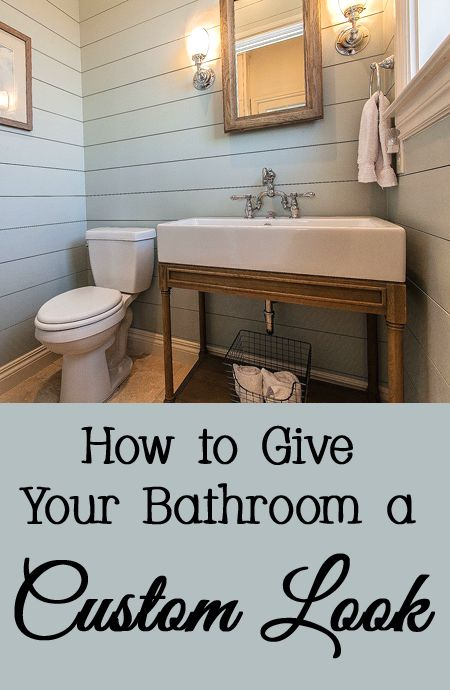 52 best images about kitchens and baths on pinterest - How to remodel your bathroom yourself ...