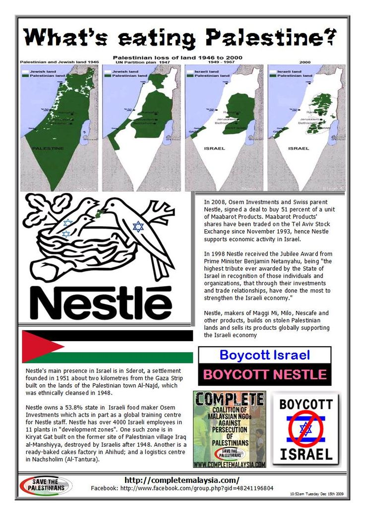 boycott essay nestle  the greenpeace-led facebook protests against nestlé's tacit support for   instances of consumer-initiated protests, boycotts, and buycotts.