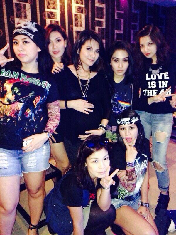 rocker styles party