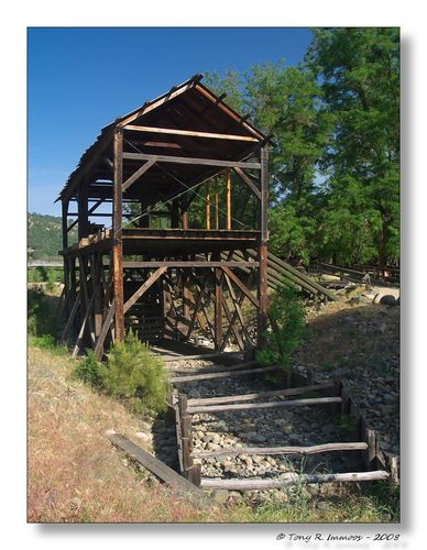 Sutter S Mill In Coloma Where The Gold Was Found