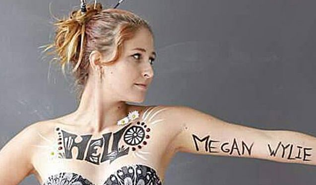 10 Questions For: Megan Wylie   Armed with an equal dose of talent and determination, this young Cape Town-based make-up artist is making her mark in the majestic realm of body painting.  http://www.capetownmagazine.com/10-questions/10-questions-for-megan-wylie/201_22_19824