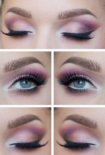 é beautiful make up