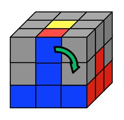 how to make first layer of rubik cube