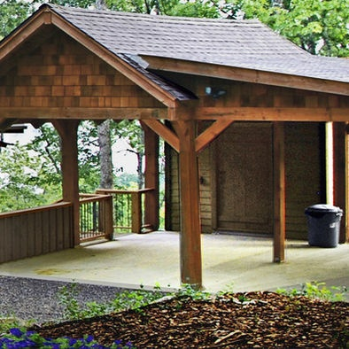 Traditional Carport Design, Pictures, Remodel, Decor and Ideas - page 2
