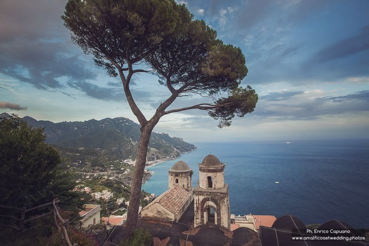 Wedding reportage photographer in Ravello on the Amalfi Coast • www.amalficoastwedding.photos • Enrico Capuano photographer