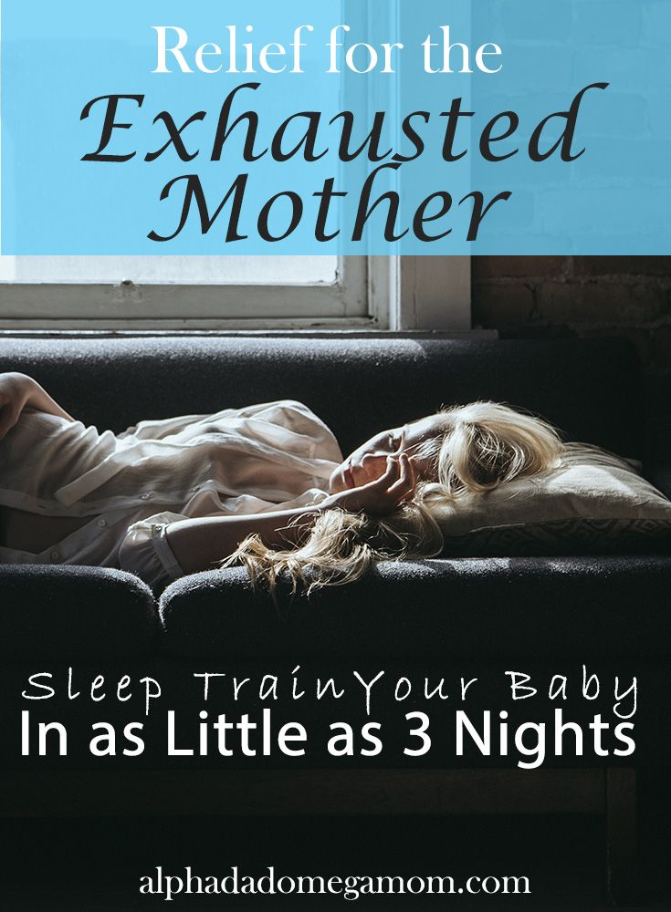 Sleep is precious with a baby in the house. Find out how to sleep train your baby in as little as 3 nights.
