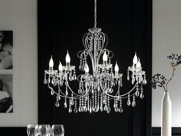 Arizona závěsný lustr do interiéru / chandelier