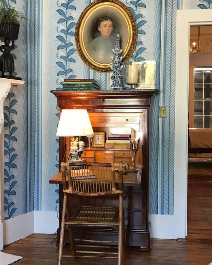 19th Century Drawing Room: Sweet Home Alabama: A 19th Century Restoration