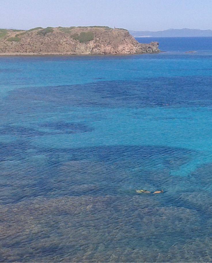 Calalunga beach in Sant'Antioco Island - Sardinia - Italy