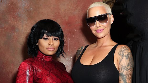 Chyna Vs Rob: Why Amber Rose Is Proud She's Standing Up To Him & The Kardashians https://tmbw.news/chyna-vs-rob-why-amber-rose-is-proud-shes-standing-up-to-him-the-kardashians  Taking the high road! After witnessing the vicious Instagram war between Blac Chyna and Rob Kardashian, we've EXCLUSIVELY learned that Amber Rose is proud of Chyna for standing up to Rob and his family. Find out why Amber is cheering her friend on!Rob Kardashian, 30, and Blac Chyna, 29, are in the midst of an all-out…