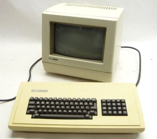 monochrome-monitor:  Xerox 820-II U03 Zilog Z80 4.0 MHz CP/M Operating System personal computer parts.