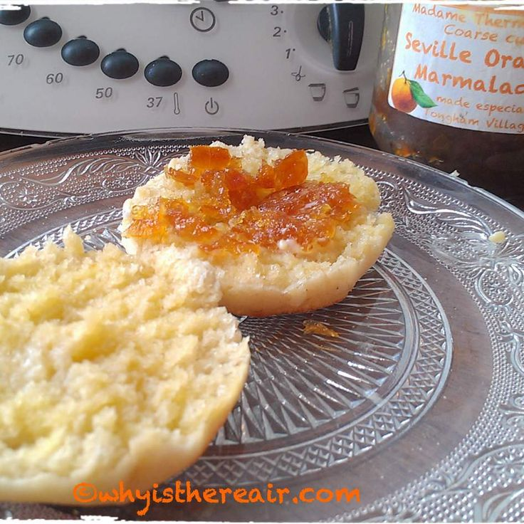Recipe Simplest Yet Thermomix English Muffins by Madame Thermomix - Recipe of category Breads & rolls