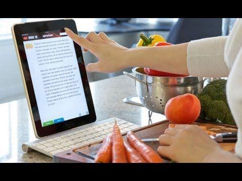 #app #ipad #Cook, un #libro personalizado de #cocina