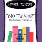 "This ""Novel Idea"" resource is geared toward helping teachers help their students dig deeper into texts as required by the Common Core. Many schools require specific programs, but this resource is meant to be used with read aloud ""mentor texts"". This allows ALL students access to higher level thinking--no matter what their independent reading level is! The resource is open ended enough that it can be used with your whole class, with a small group, or even for an independent book study."