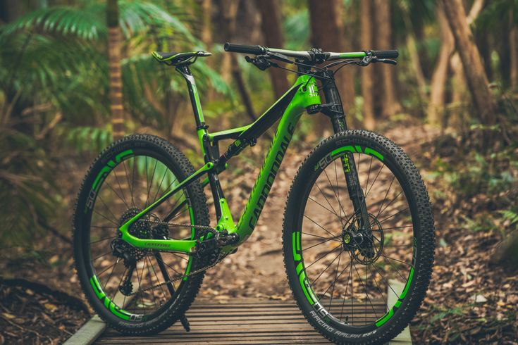 Flow's First Bite: Cannondale Scalpel Si Hi-Mod Team – Flow Mountain Bike