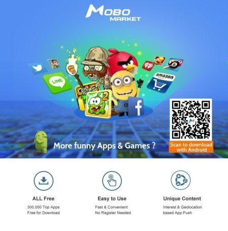 Download Mobomarket apk free, aplikasi mobo market for android