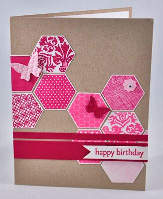 Snippets By Design: Inspired By... Shades of Pink!