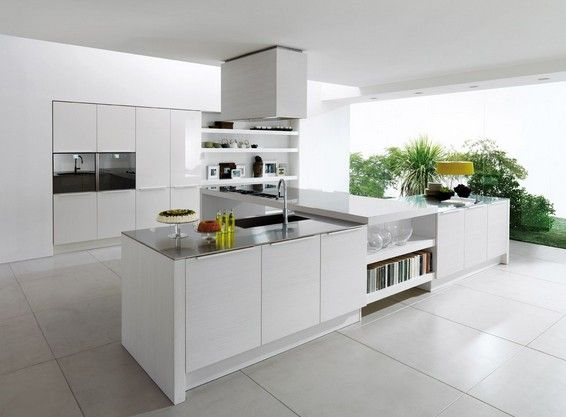 Wow, Cool Kitchen Design, I Like It !