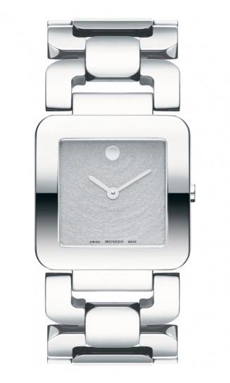 Movado   Luma Women's Stainless Steel Watch
