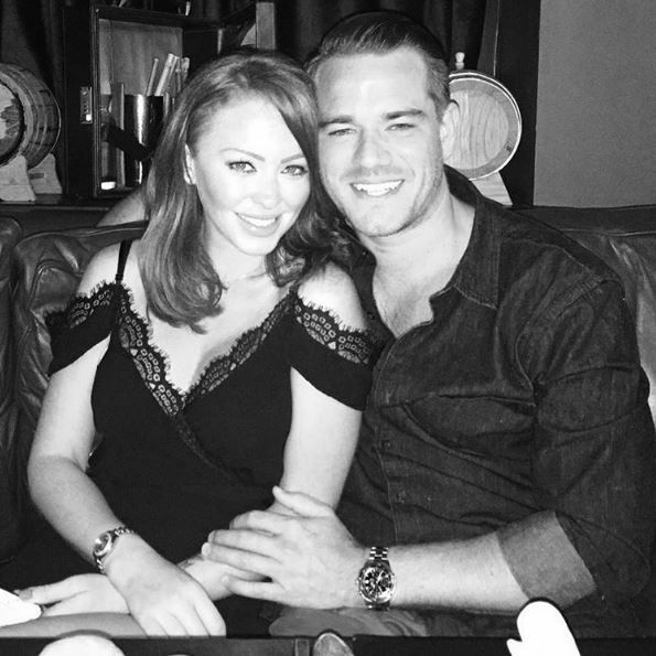 It's thought Natasha (Atomic Kitten) has been dating the hunk for about three months ... sleeves