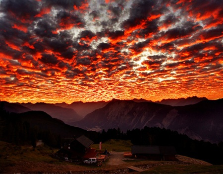 shepard`s delightPhotos, Clouds, God, Sky, Sunsets, Sunris, Mothers Nature, Nature Photography, Austria
