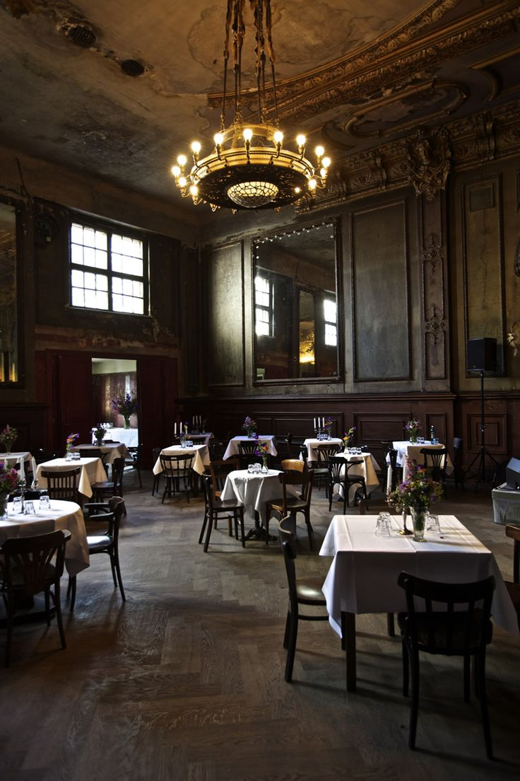 Clärchens Ballhaus — Berlin: magical place to eat and dance in the heart of Mitte