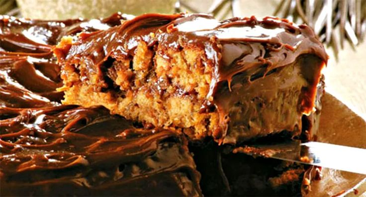 Recheio de chocolate com nozes