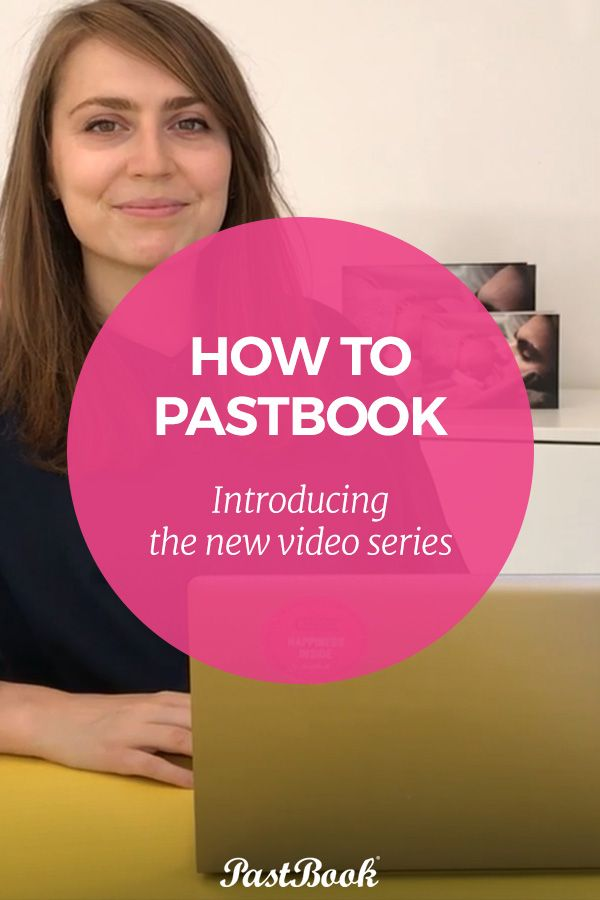 How to crreate the most beautiful photo book #HowTo #tutorials #PastBook