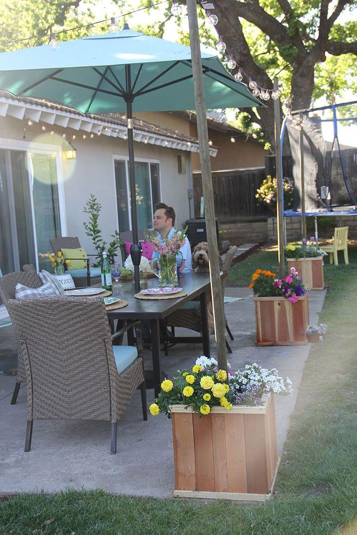 Landscaping Flower Pots