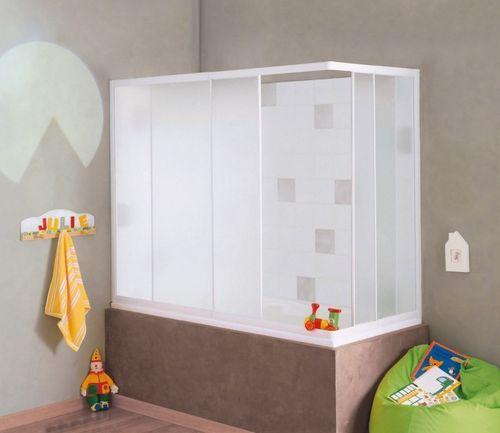 Pare-baignoire coulissant BALÉARES Kinedo/watermatic