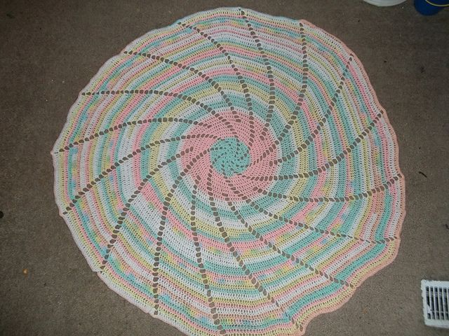 Ravelry: Hurricane Whirl Afghan pattern by Tera KullingLibraries, Crochet Ideas, Afghan Patterns, Whirl Afghans, Afghans Knits, Crochet Pattern, Afghans Pattern