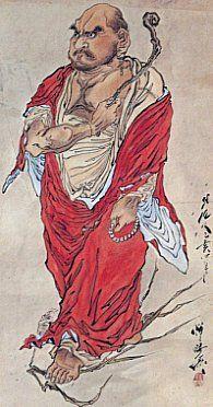 Bodhidharma martial arts