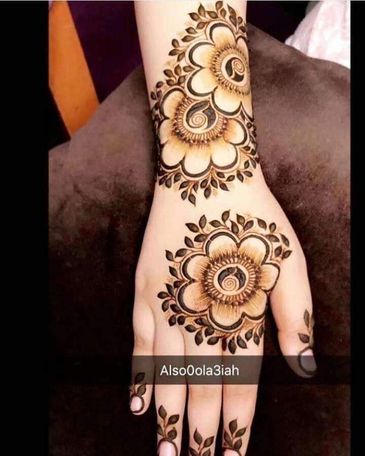 Pin By Rachna Kanzaria On Mehndi Pretty Henna Designs Henna Designs Hand Henna