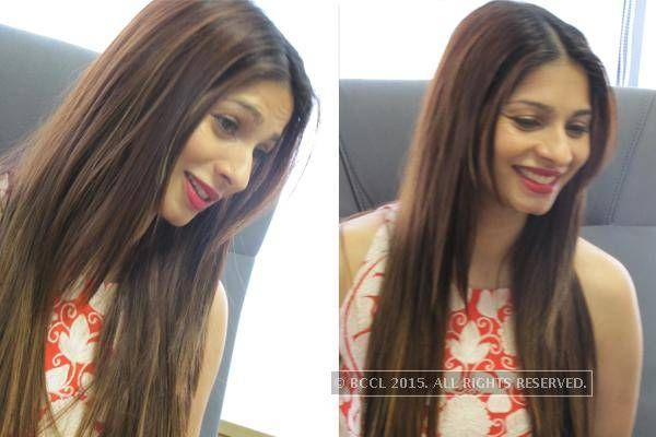 Tanishaa Mukerji Twitter chat was a HIT with TOI followers!