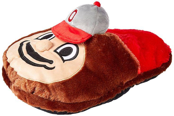Ohio State Mascot Feetoes Pillow