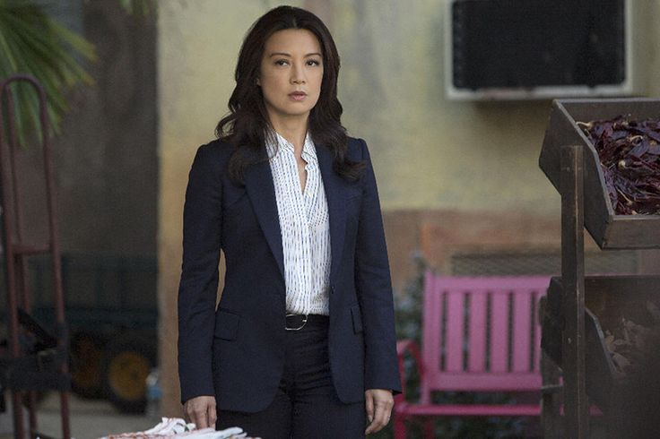 Mega Buzz: Agent May Might Leave S.H.I.E.L.D.